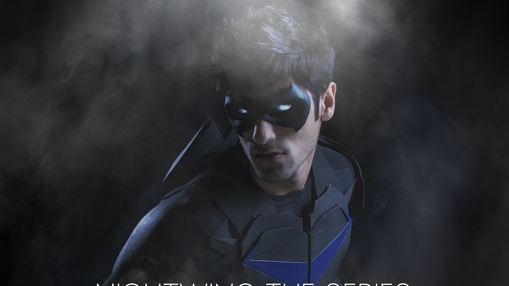 Nightwing: The Series project video thumbnail