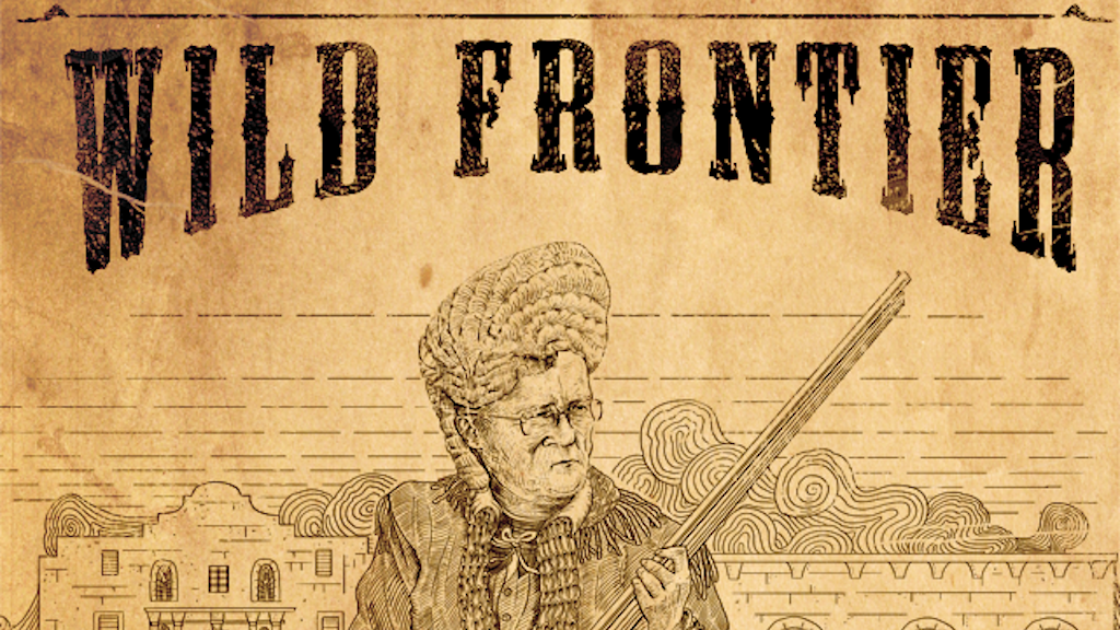 PHIL COLLINS AND THE WILD FRONTIER project video thumbnail
