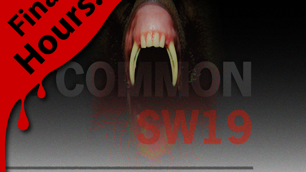 """""""COMMON"""" a chilling short film set in SW19 project video thumbnail"""