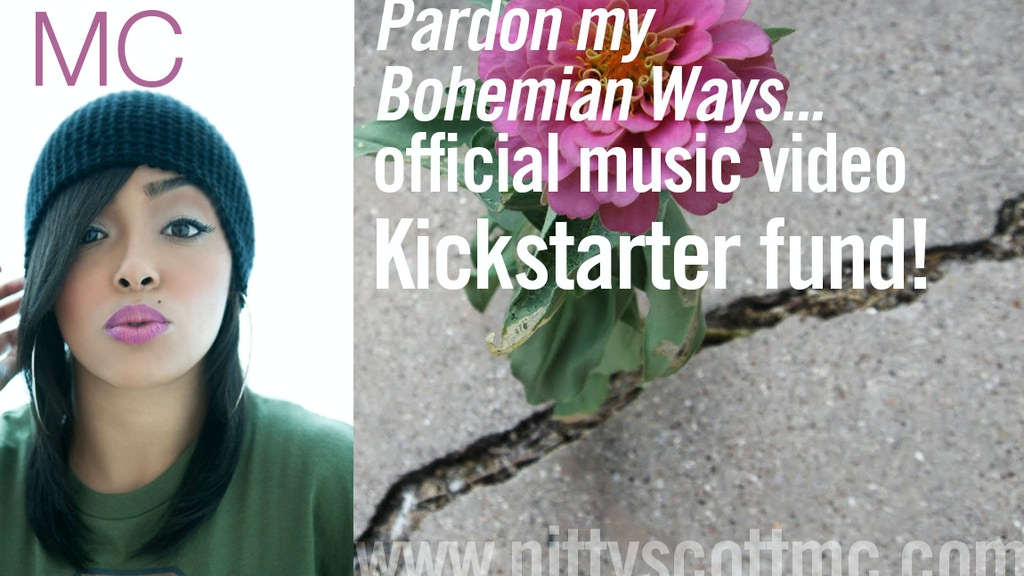 Pardon My Bohemian Ways ... project video thumbnail