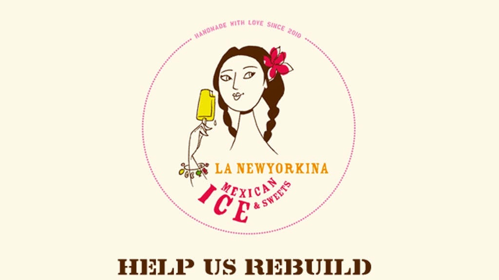 Help Rebuild La Newyorkina's Kitchen project video thumbnail
