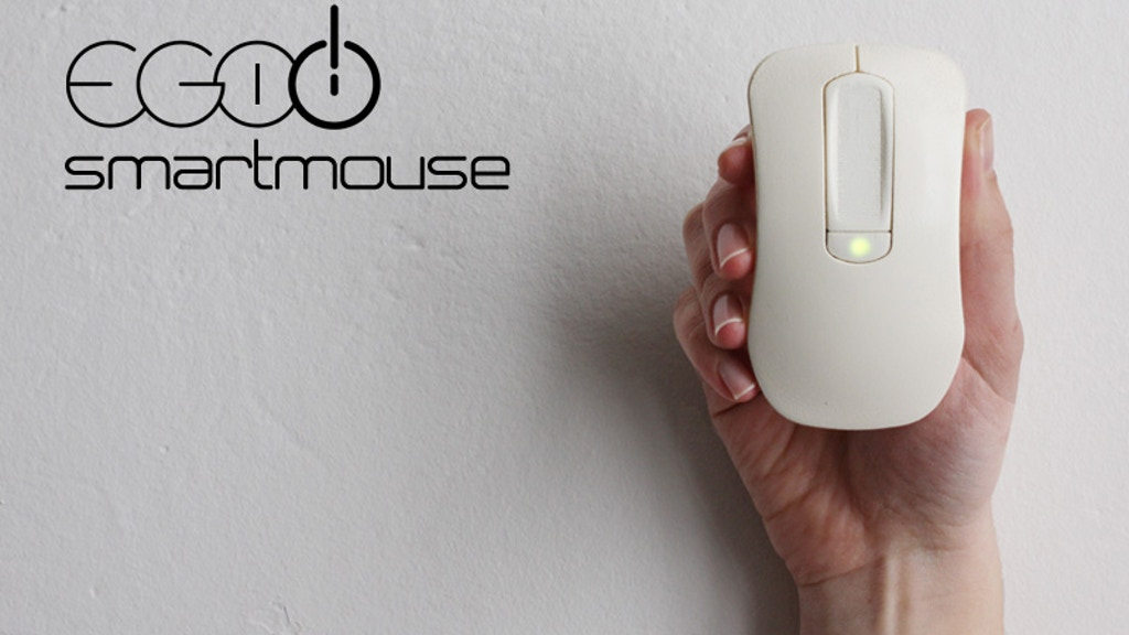 EGO! Smartmouse: a revolutionary interaction device project video thumbnail