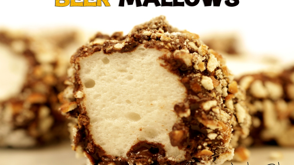 Chocolate Covered BeerMallow project video thumbnail