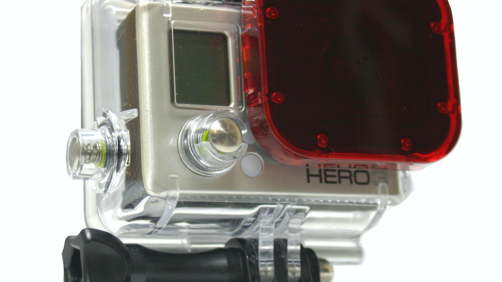 New Filter Accesory for GoPro Hero 3 project video thumbnail