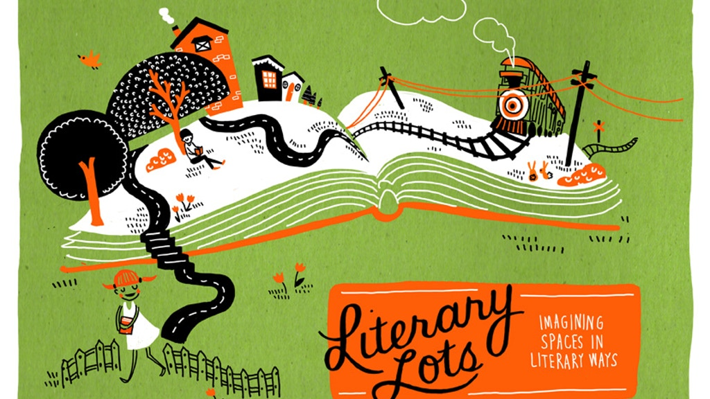 Literary Lots project video thumbnail