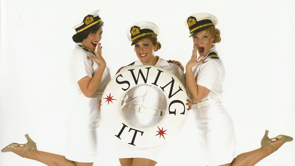 """""""Swing It! Songs of the Andrews Sisters"""" Hits the High Seas! project video thumbnail"""
