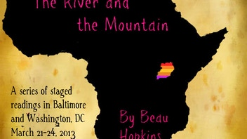 River & the Mountain: readings of Uganda's first gay play