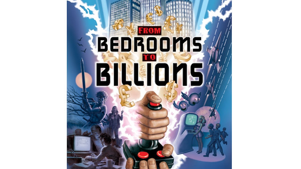 From Bedrooms to Billions project video thumbnail