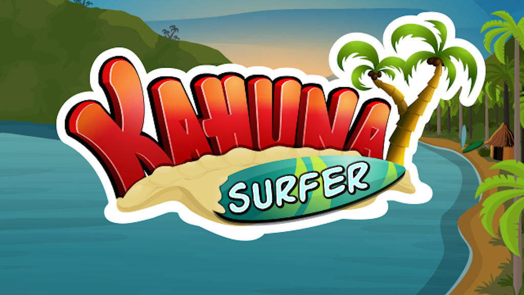 Kahuna Surfer - A Game for iPhone and Android Devices project video thumbnail