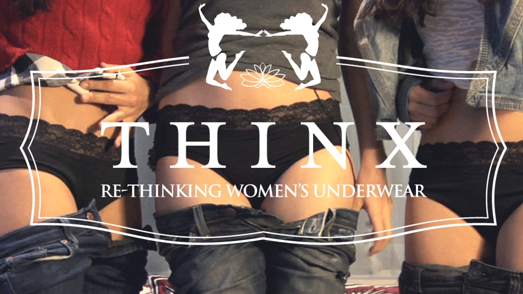 THINX: Change Your Underwear project video thumbnail