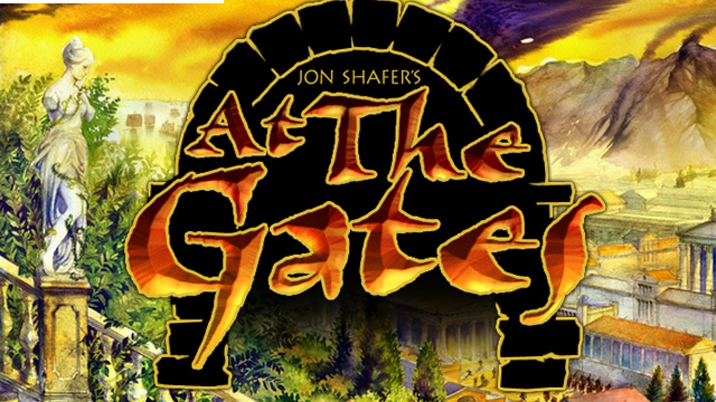 Jon Shafer's At the Gates project video thumbnail