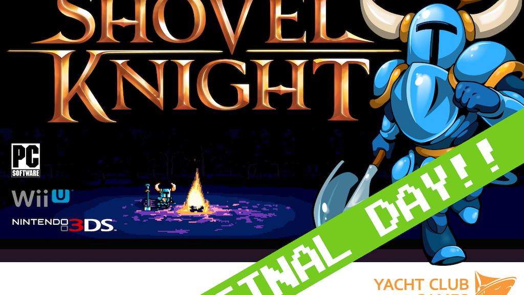 Shovel Knight project video thumbnail