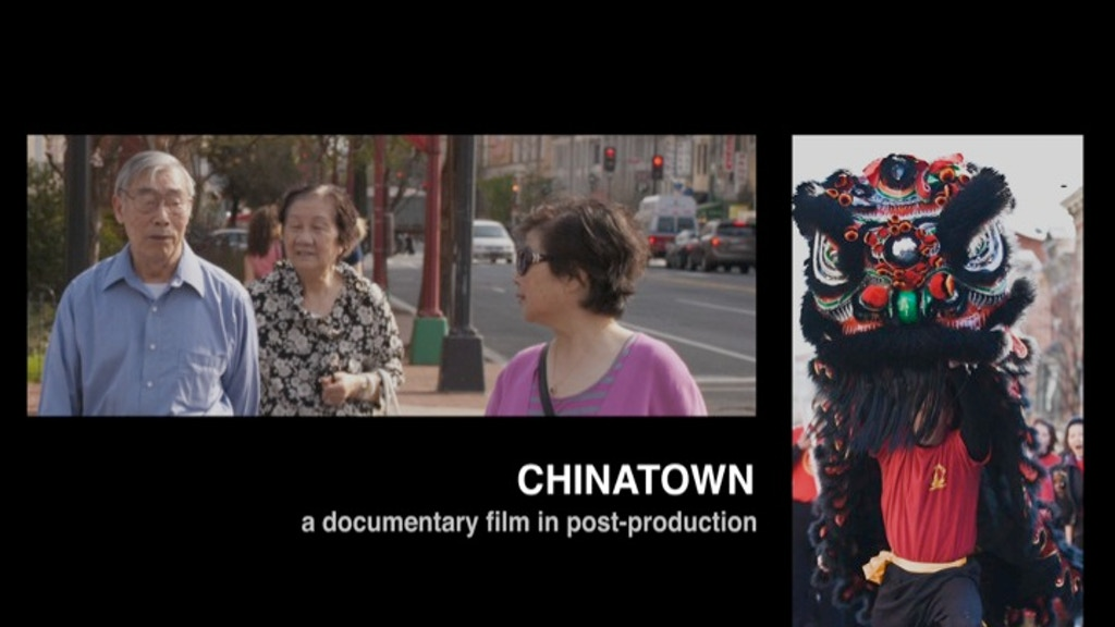 CHINATOWN: A Documentary Film in Post-Production project video thumbnail