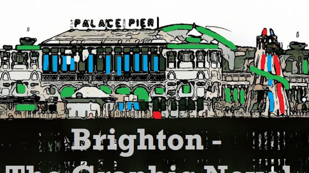 Brighton - The Graphic Novel project video thumbnail