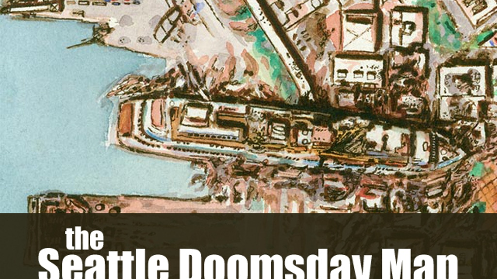 Seattle Doomsday Map project video thumbnail