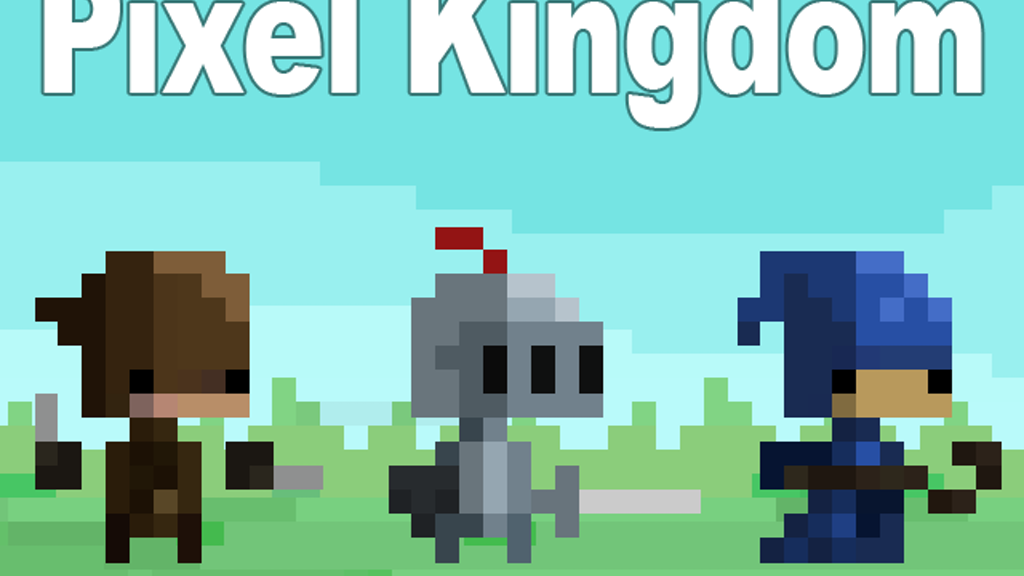 Pixel Kingdom: for PC, Mac, Android & iOS, Linux! project video thumbnail
