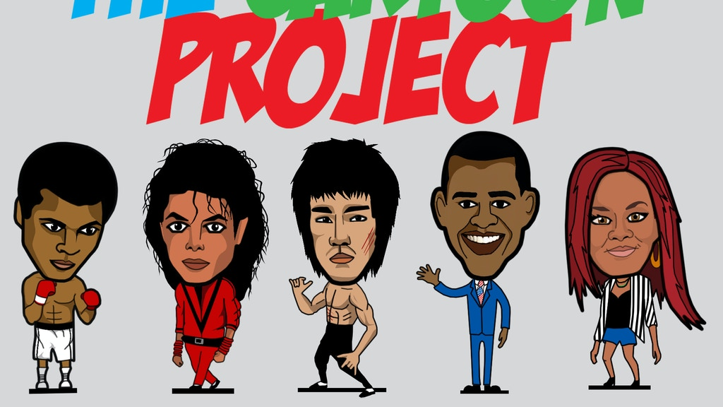 The Cartoon Project project video thumbnail