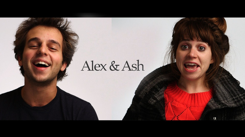 Alex & Ash project video thumbnail