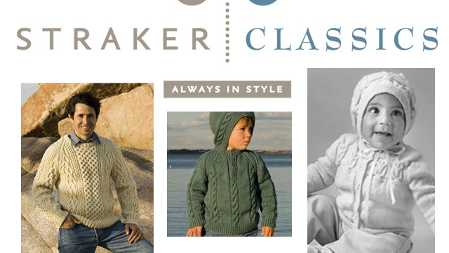 Penny Straker's Classic Knitting Patterns ONLINE CATALOGUE