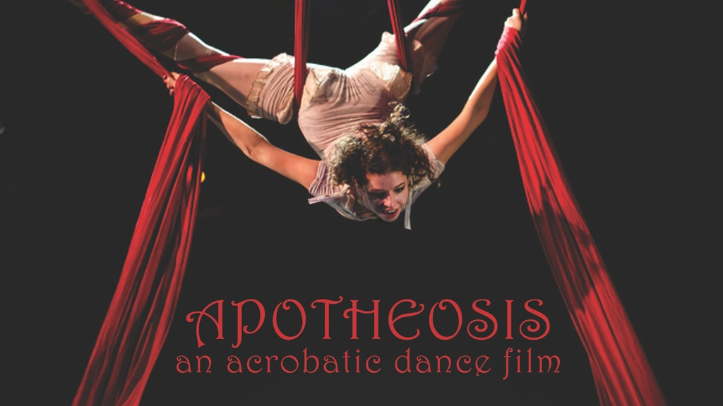 APOTHEOSIS: an acrobatic dance film project video thumbnail