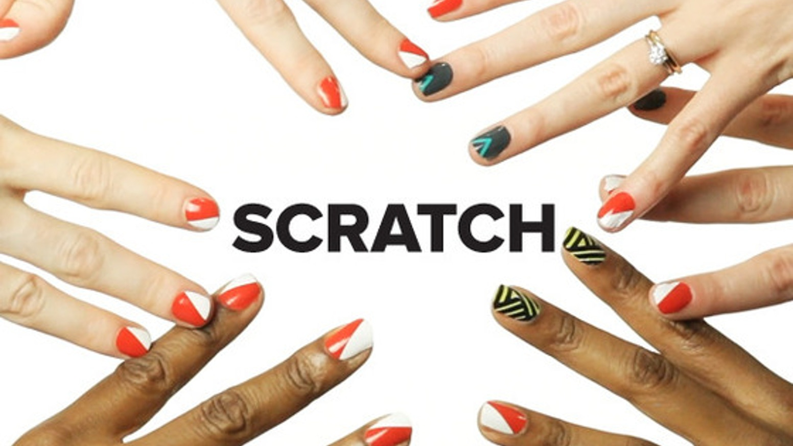 Nail wraps focused on good design and made by your favorite designers, nail artists and illustrators!