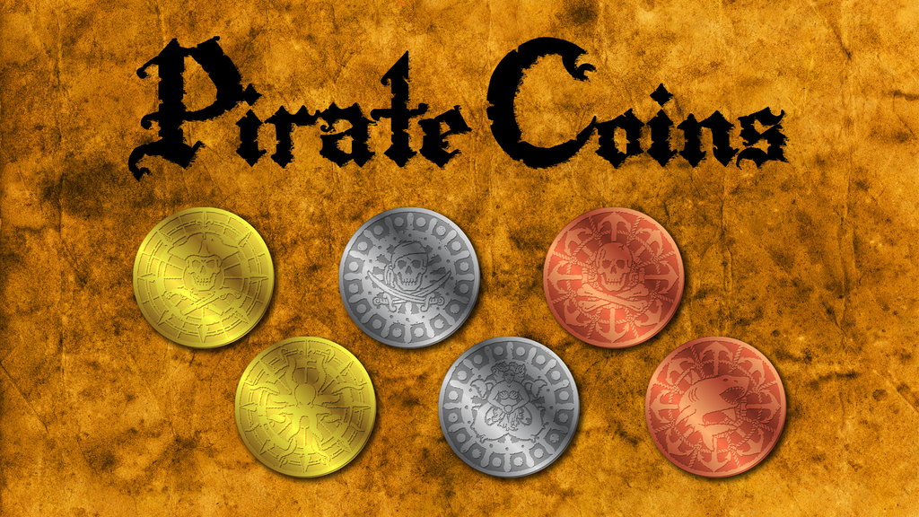 Pirate Coins project video thumbnail