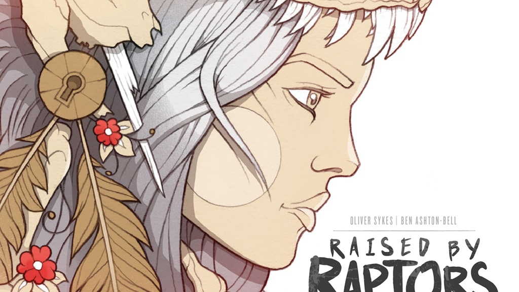 Raised by Raptors : Issue No.1 project video thumbnail