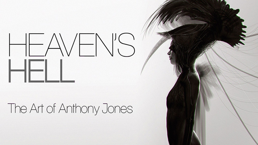 Heaven's Hell - The Art Book project video thumbnail