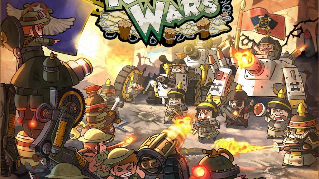 Rivet Wars project video thumbnail