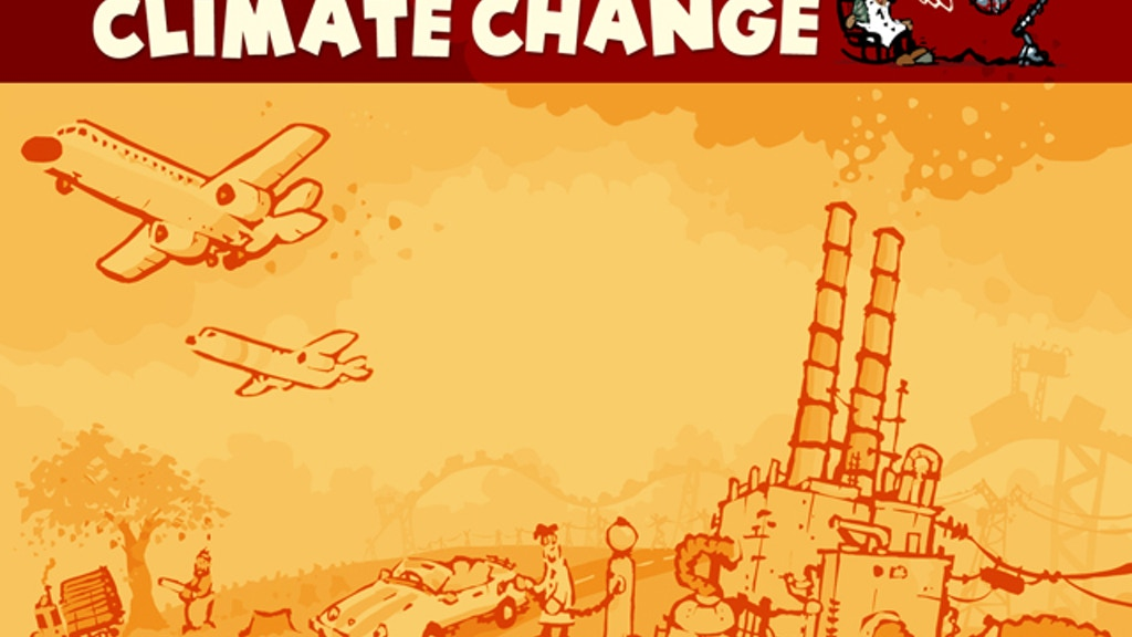 The Cartoon Introduction to Climate Change project video thumbnail