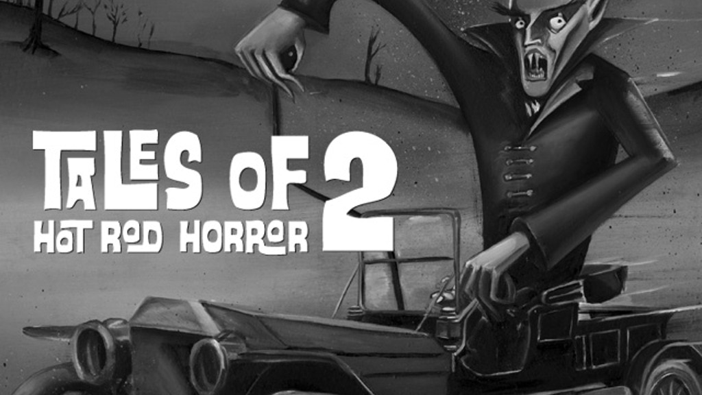 Tales of Hot Rod Horror Volume 2 project video thumbnail
