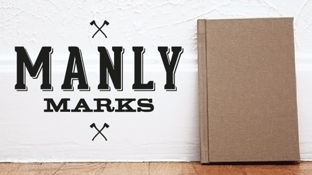 Manly Marks. A Letterpress Project project video thumbnail