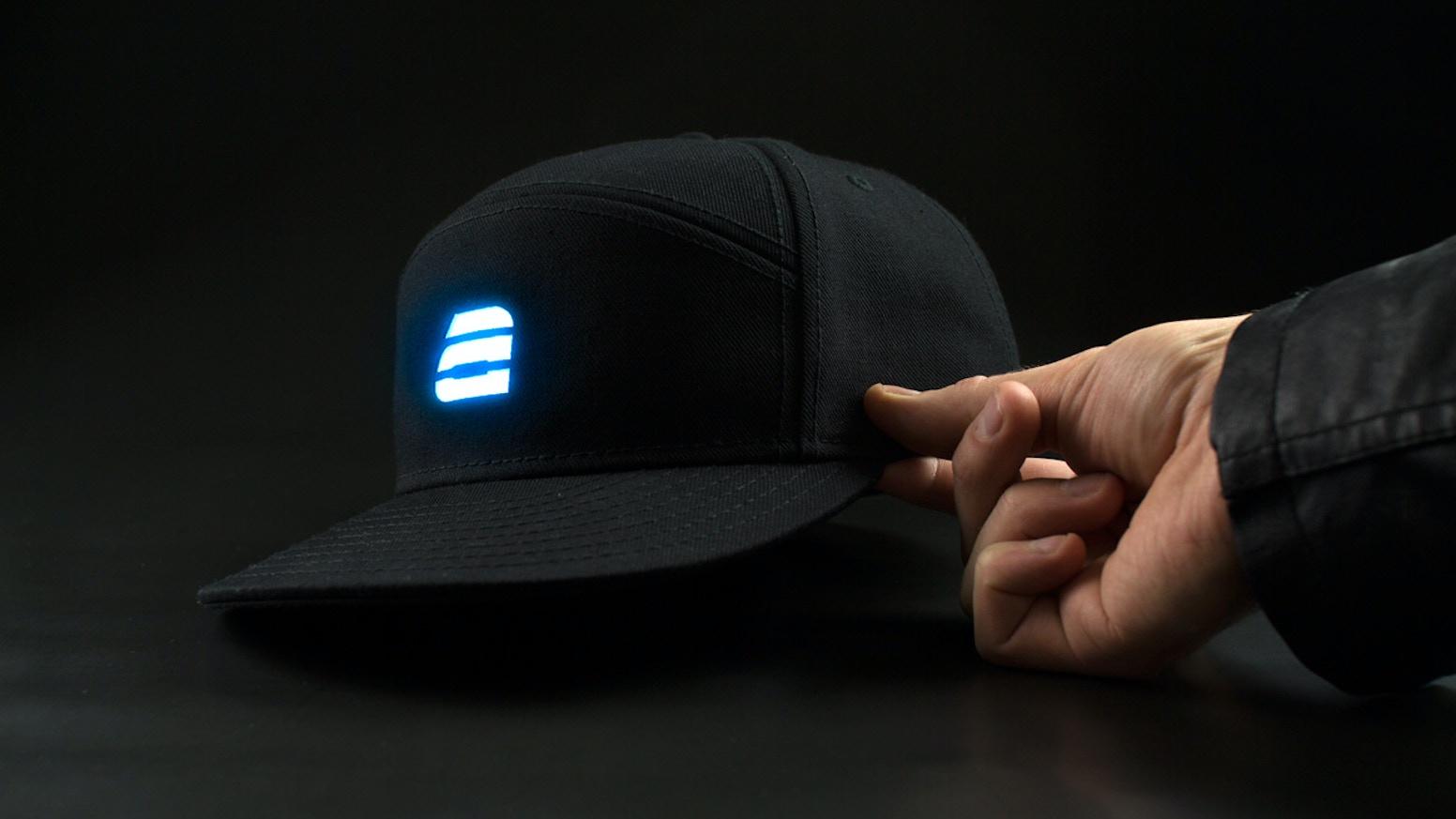 ae4c95c9 THE LUMATIV SNAPBACK HAT by LUMATIV — Kickstarter