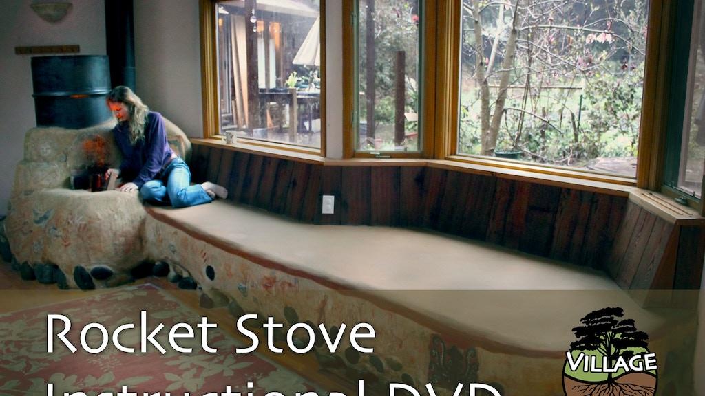 Rocket Stove Instructional DVD project video thumbnail