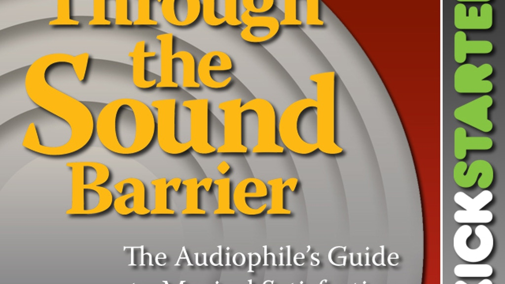 Through the Sound Barrier project video thumbnail
