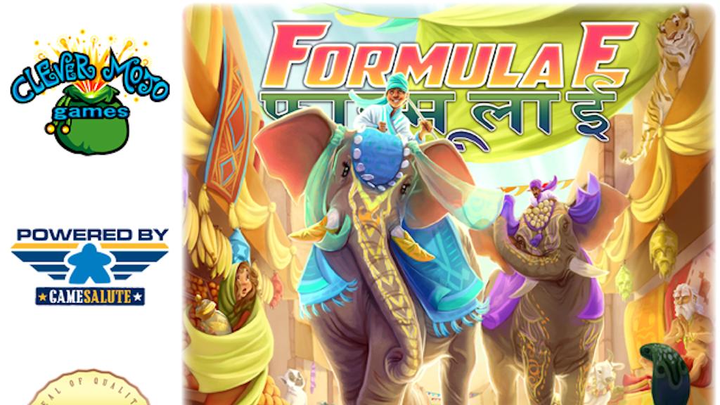 Formula E project video thumbnail