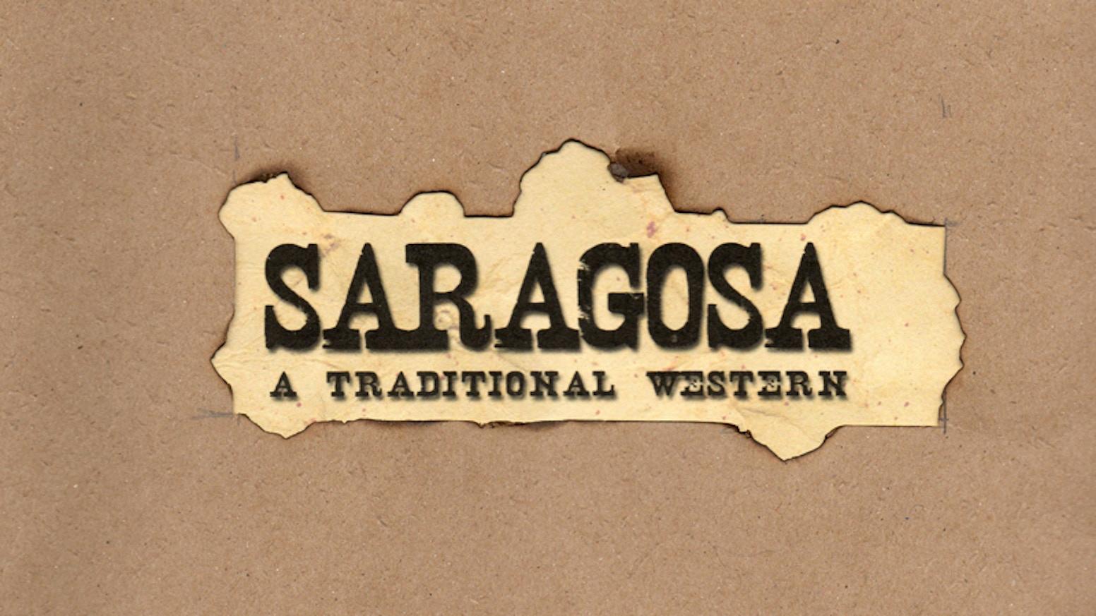 Saragosa - The Western Genre Reborn by Rey Ramirez » The