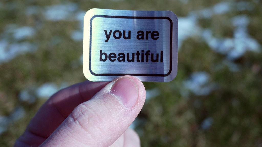 You Are Beautiful Book project video thumbnail