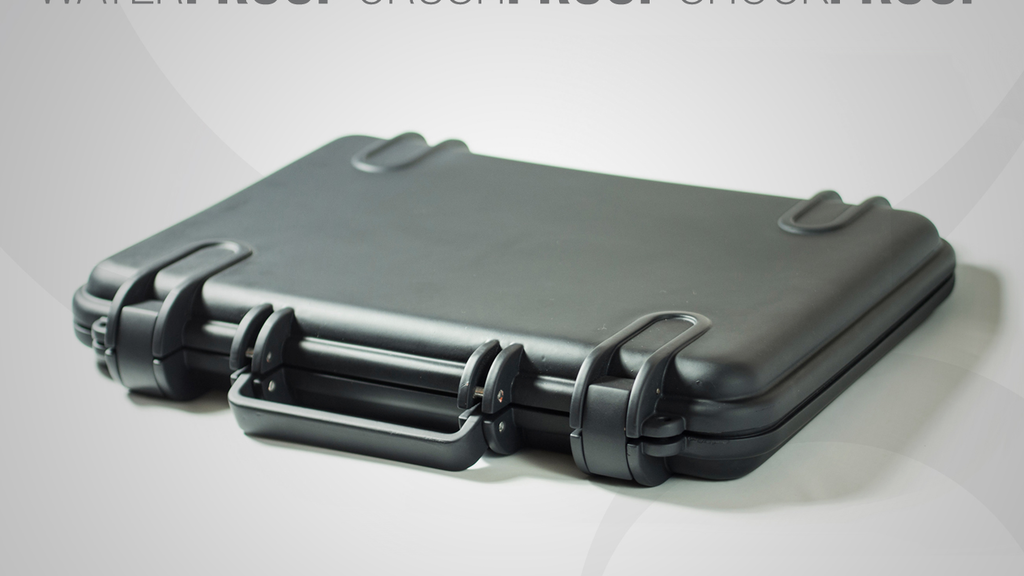 ViVAX: The best portable laptop protection system available project video thumbnail