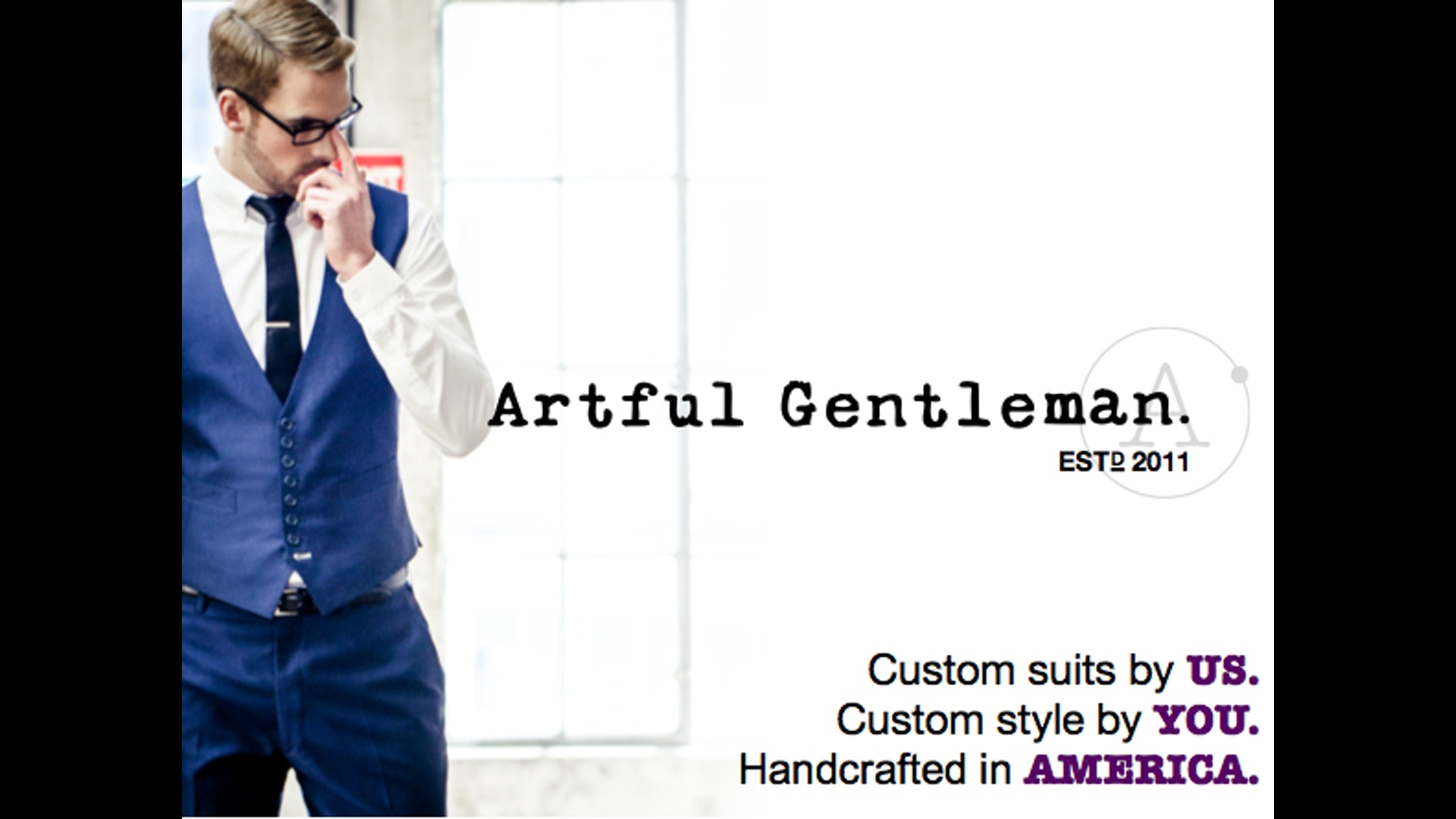 Artful gentleman redefining custom suits shirts for all for Bespoke shirts san francisco