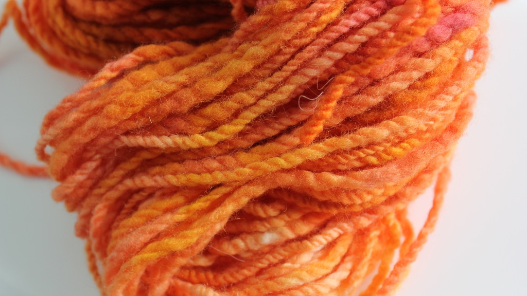 Handspun Single Sheep Breed Yarns project video thumbnail