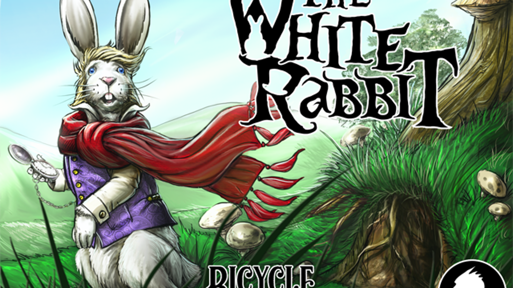 The White Rabbit Playing Cards project video thumbnail