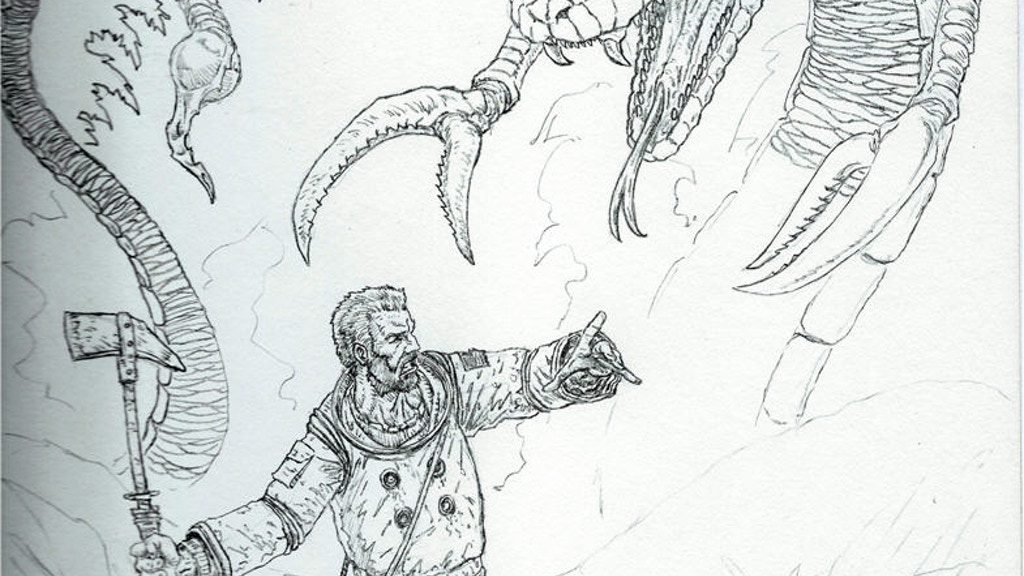 Rogue Planet: Adventures On The Star Prison project video thumbnail