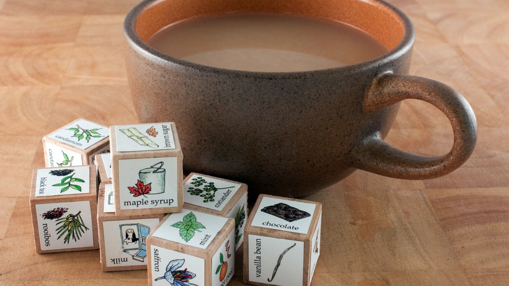 Chai Dice: A Playful Way to Make Spiced Tea project video thumbnail