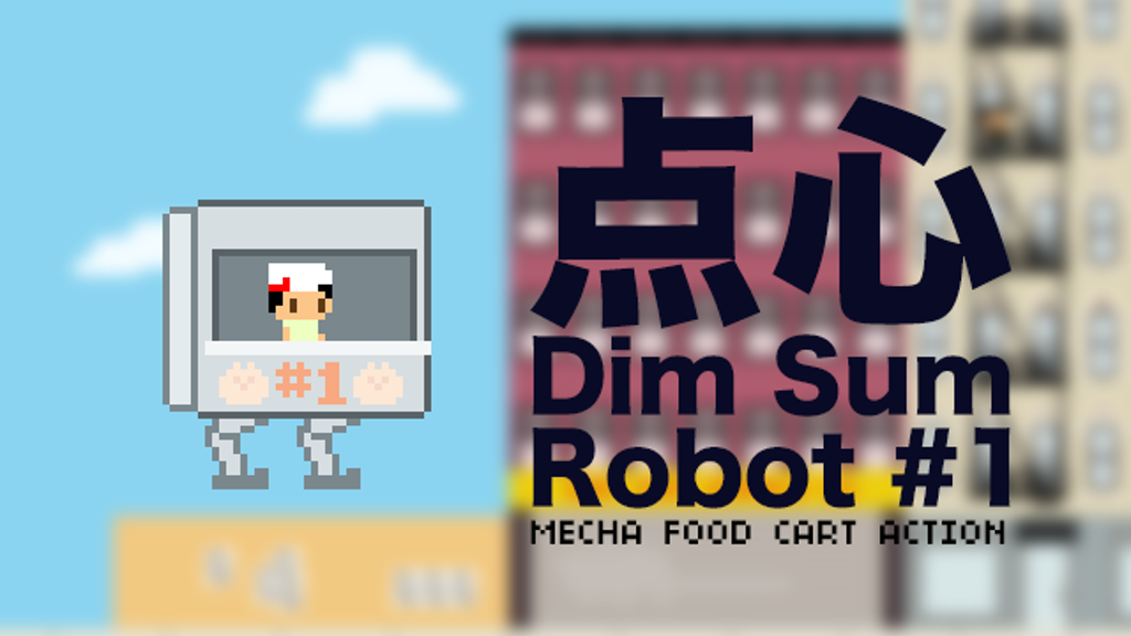 Dim Sum Robot #1 - mecha food cart action! project video thumbnail