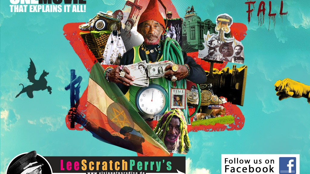 Lee Scratch Perry's Vision Of Paradise project video thumbnail