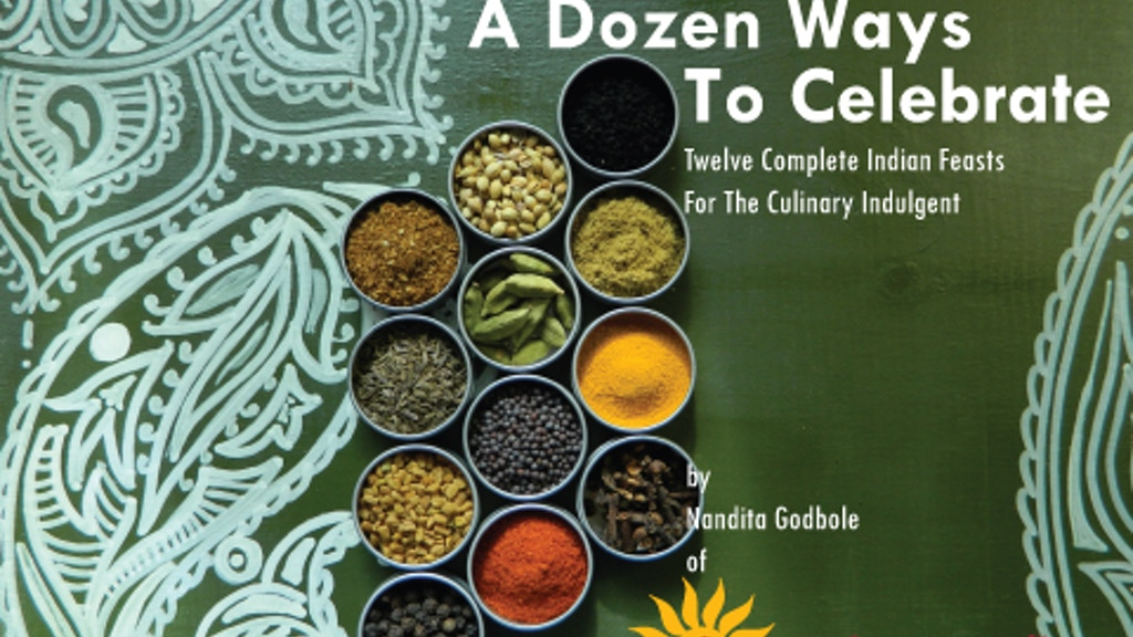 A Dozen Ways To Celebrate: Twelve Complete Indian Feasts project video thumbnail