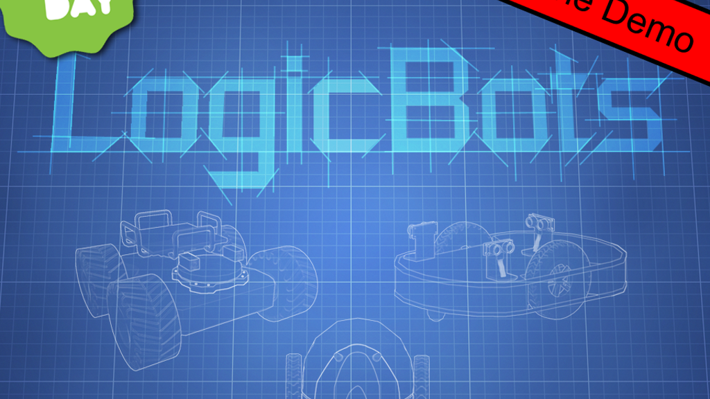 LogicBots project video thumbnail