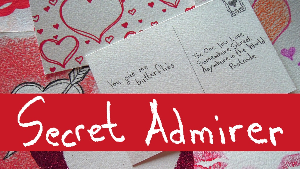 Secret Admirer project video thumbnail