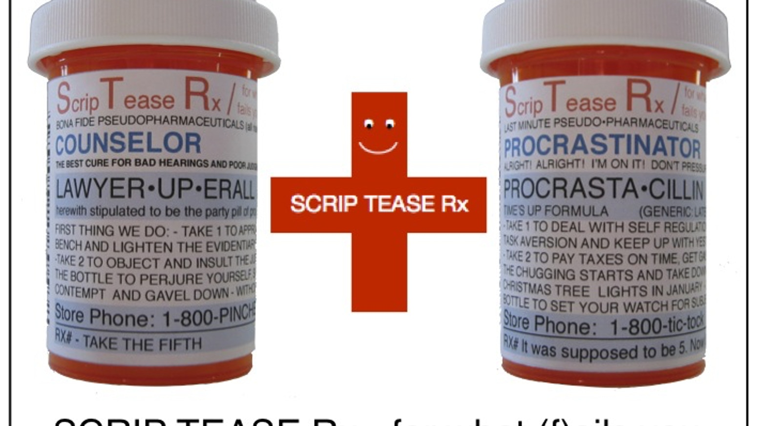Funny Personalized Fake Prescriptions For Modern Life By